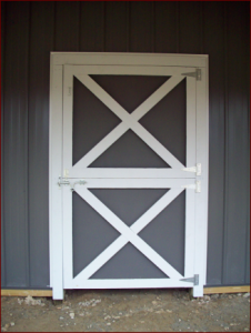 Double Dutch Doors