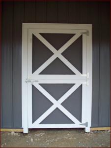 Double Dutch Doors