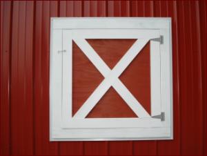 Bale Windows Building Accessories
