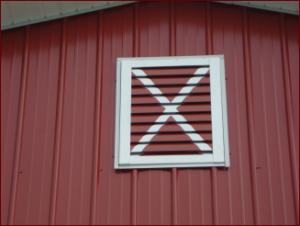 Box Vents Building Accessories