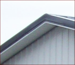 Overhang Vents Building Accessories