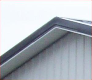 Overhang Vents Building Accessories