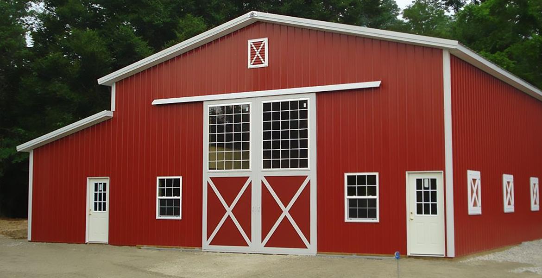 Pole Buildings Ohio, Pole Barns Ohio | Timberline Buildings